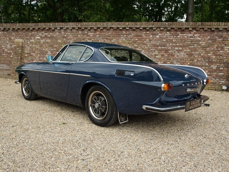 1971 Volvo P1800 E with AC and leather upholstery For Sale (picture 2 of 6)