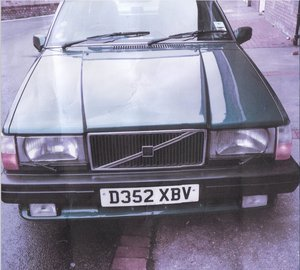 1987 Volvo GLE 760 like new For Sale