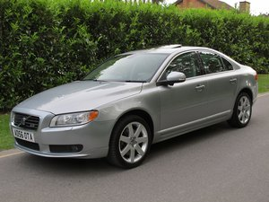 2007 VOLVO S80 V8 4.4 AWD SE SPORT GEARTRONIC VOLVO FSH For Sale
