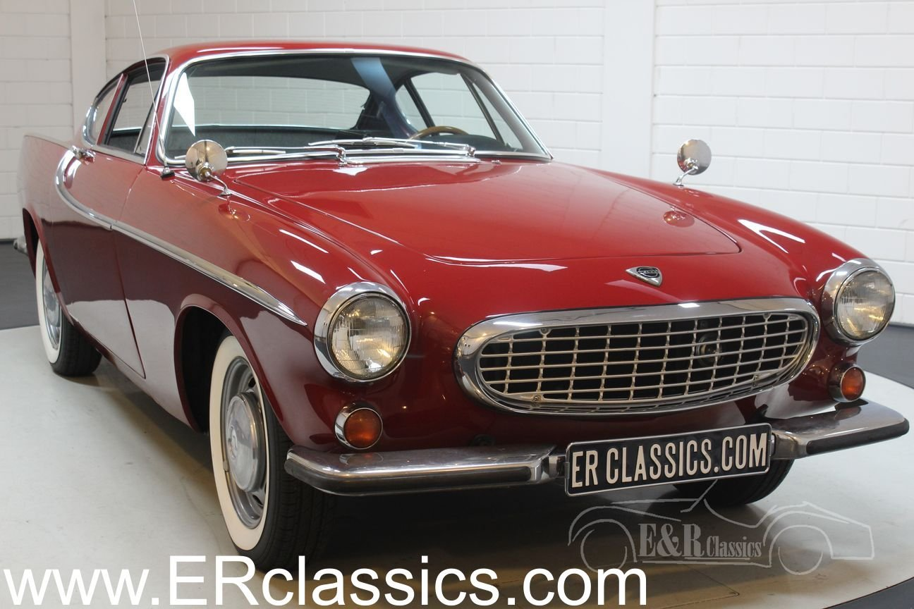 Volvo P1800 1965 In good condition For Sale (picture 1 of 6)