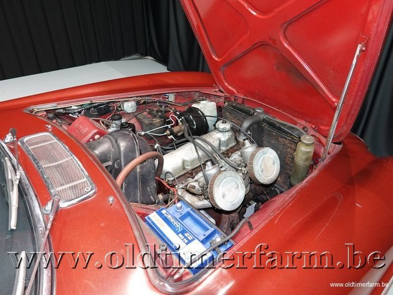 1968 Volvo 1800 S '68 For Sale (picture 6 of 6)