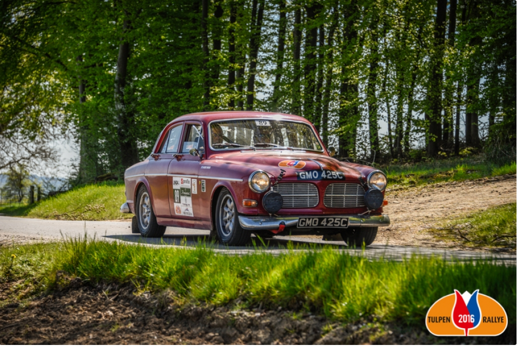 1965 Volvo Amazon 122s Historic Rally Car with FIVA papers  SOLD (picture 1 of 6)