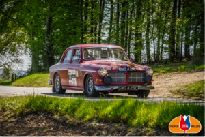 1965 Volvo Amazon 122s Historic Rally Car with FIVA papers