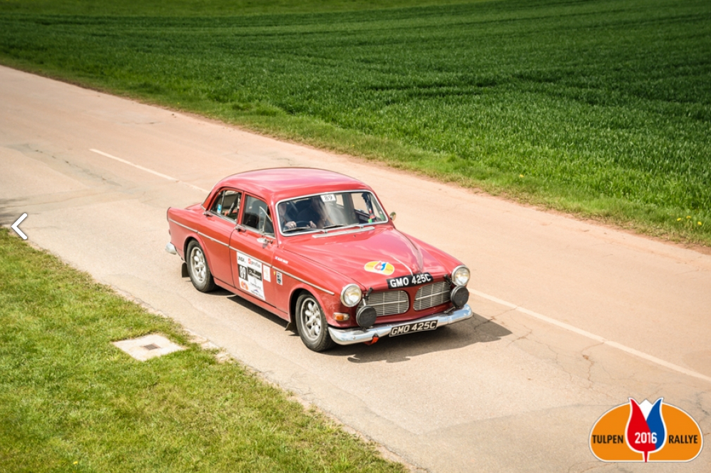 1965 Volvo Amazon 122s Historic Rally Car with FIVA papers  SOLD (picture 2 of 6)