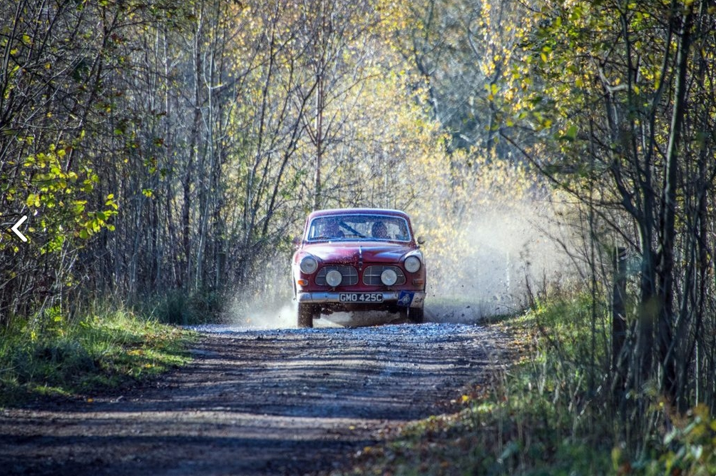 1965 Volvo Amazon 122s Historic Rally Car with FIVA papers  SOLD (picture 4 of 6)