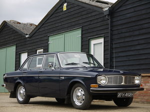 1970 VOLVO 144 SALOON 58K MILES FROM NEW OUTSTANDING CONDITION !! SOLD