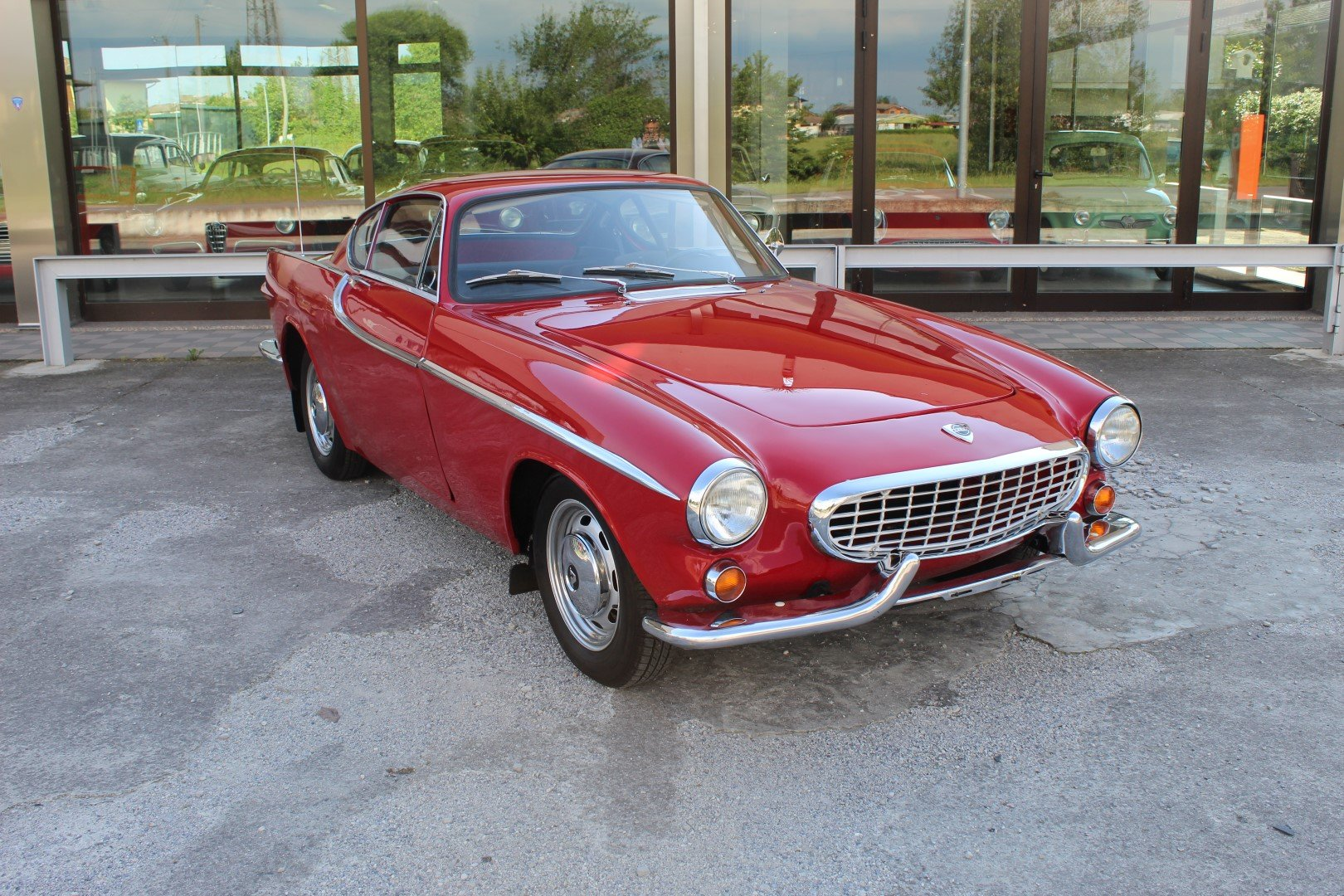 1965 VOLVO P 1800 S For Sale (picture 1 of 6)