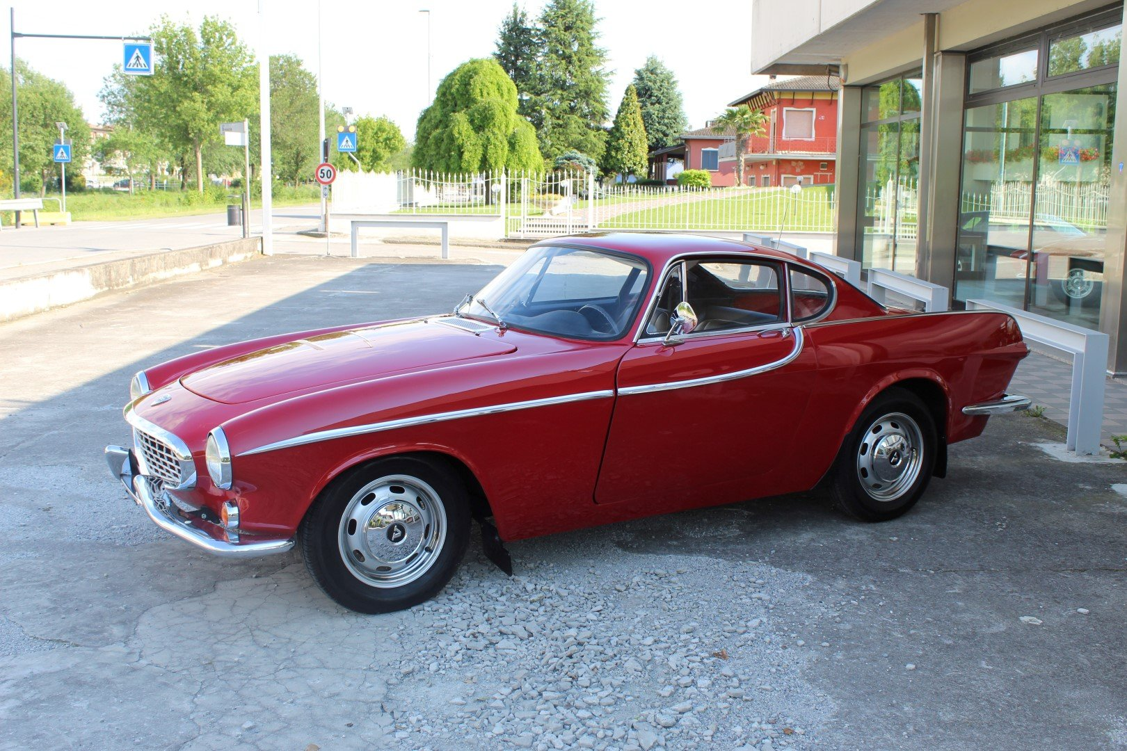 1965 VOLVO P 1800 S For Sale (picture 3 of 6)