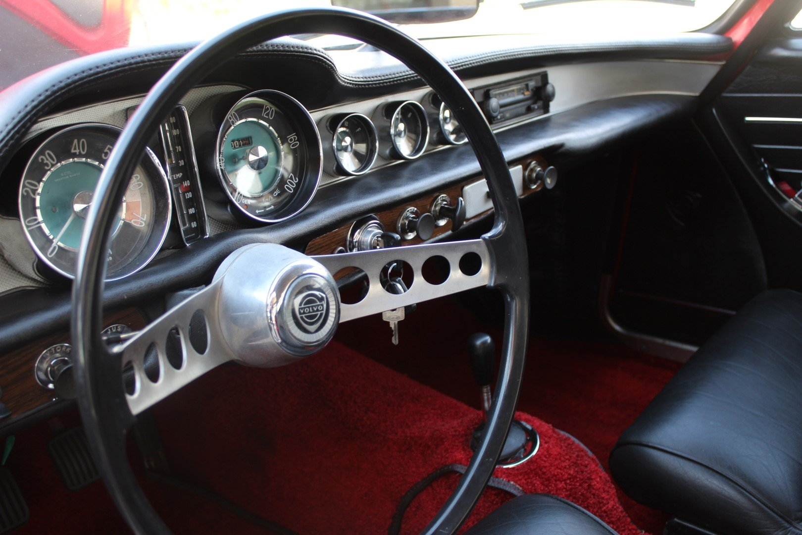 1965 VOLVO P 1800 S For Sale (picture 6 of 6)