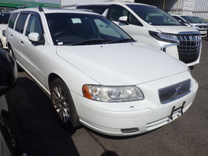 2007  Volvo V70 2.4 Automatic, just 51k miles, £265 tax