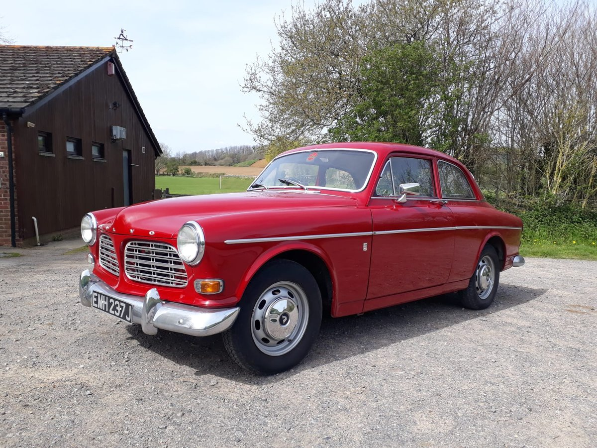 1969 Head turning Volvo Amazon 122s 2 Door. For Sale (picture 1 of 6)