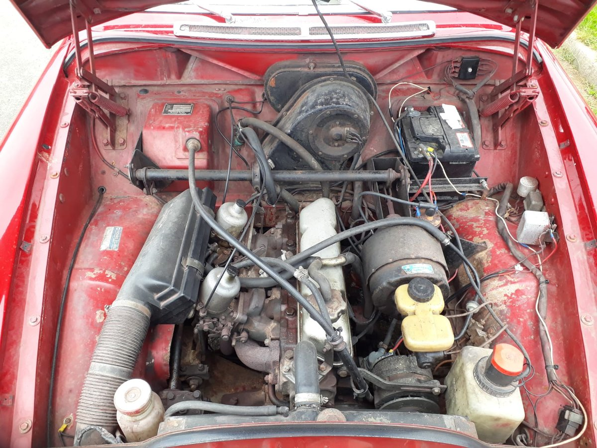 1969 Head turning Volvo Amazon 122s 2 Door. For Sale (picture 5 of 6)
