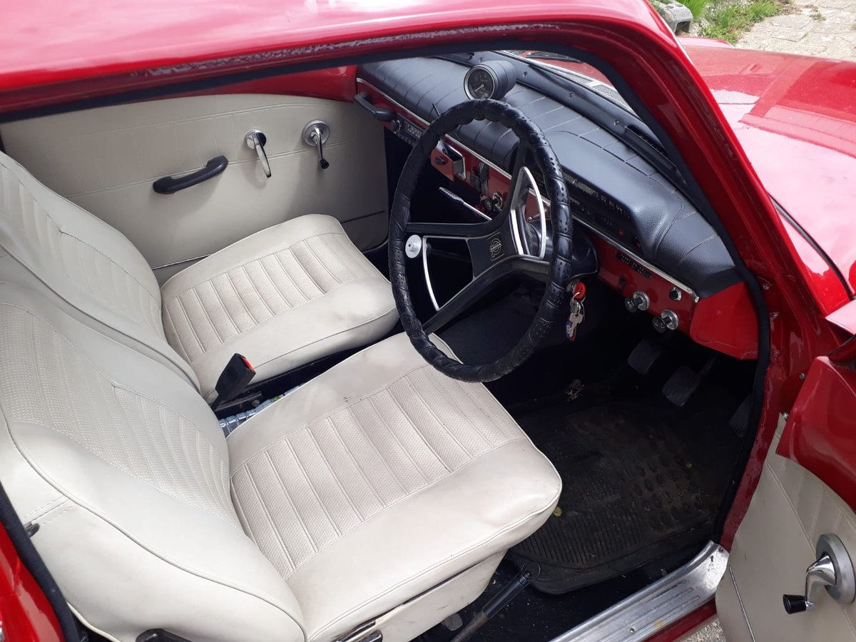 1969 Head turning Volvo Amazon 122s 2 Door. For Sale (picture 6 of 6)
