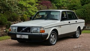 **timewarp** 1990 volvo 240 gl only 2 prev keeps For Sale