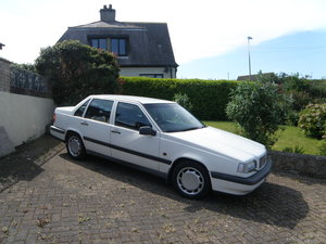 1994 Very rare Volvo 850SE petrol auto in white For Sale