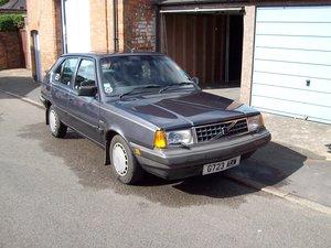1989 Volvo 340 1.7 GL  SOLD