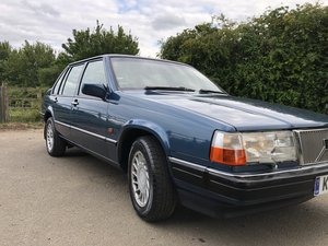 Volvo 960 Saloon 1992 For Sale