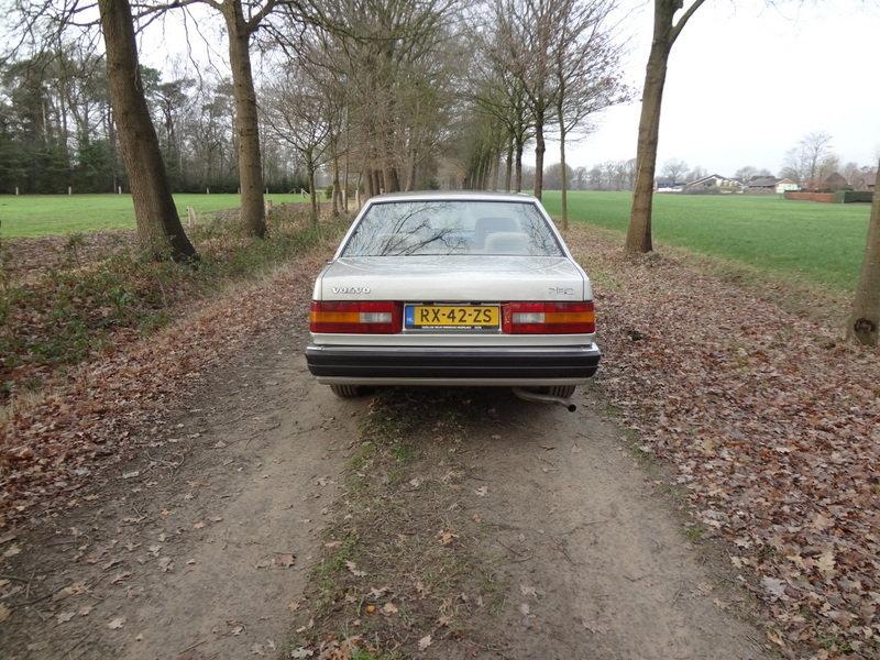 1978 Volvo 780 Bertone Coupe 1987 For Sale (picture 3 of 6)
