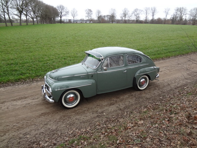 Volvo PV544 Katterug 1961 SOLD (picture 1 of 6)