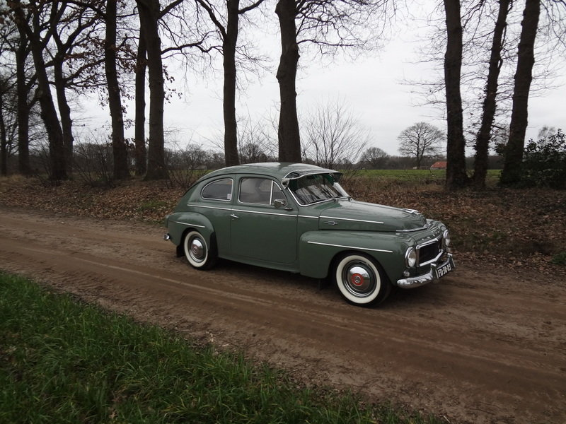 Volvo PV544 Katterug 1961 SOLD (picture 2 of 6)