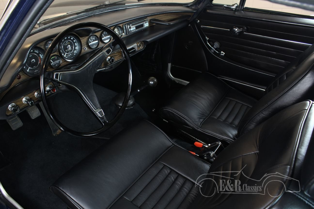 Volvo P1800 E 1971 in very good condition For Sale (picture 3 of 6)