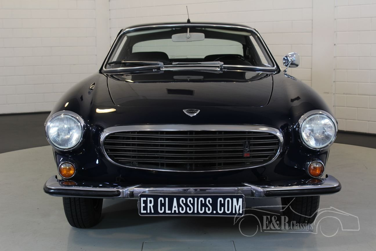 Volvo P1800 E 1971 in very good condition For Sale (picture 4 of 6)