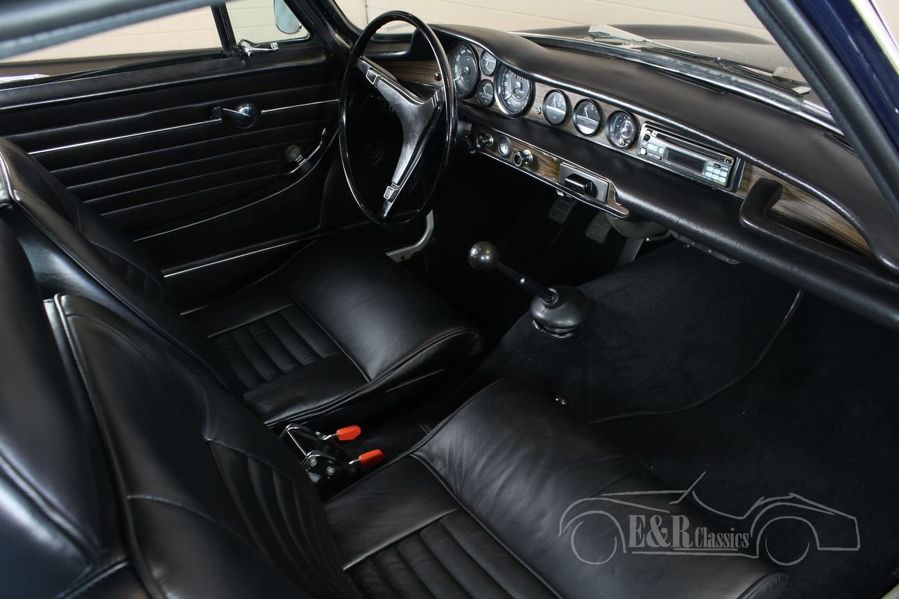 Volvo P1800 E 1971 in very good condition For Sale (picture 6 of 6)