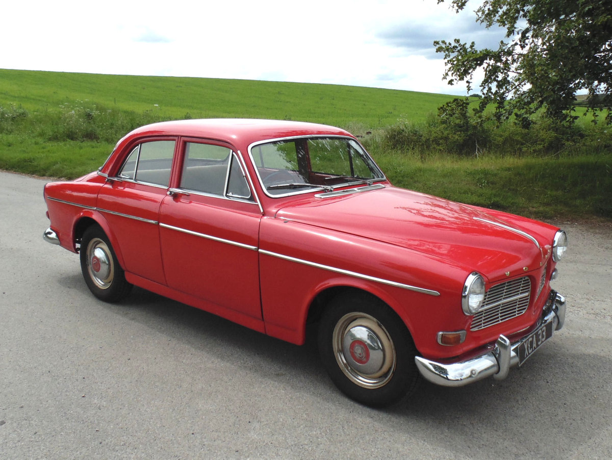 1960 Volvo 122S SOLD (picture 2 of 6)