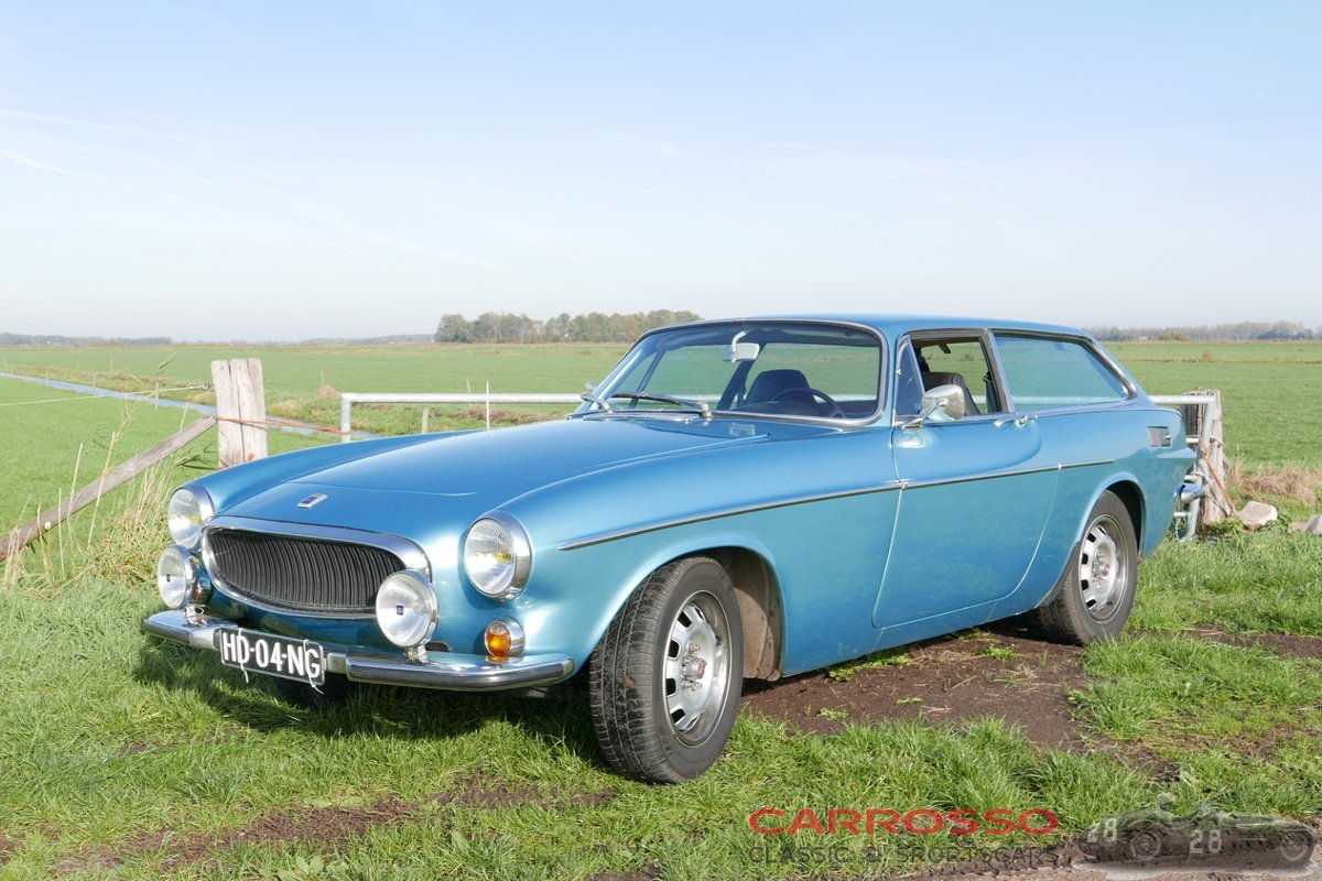 1972 Volvo P1800 ES + Overdrive For Sale (picture 1 of 6)