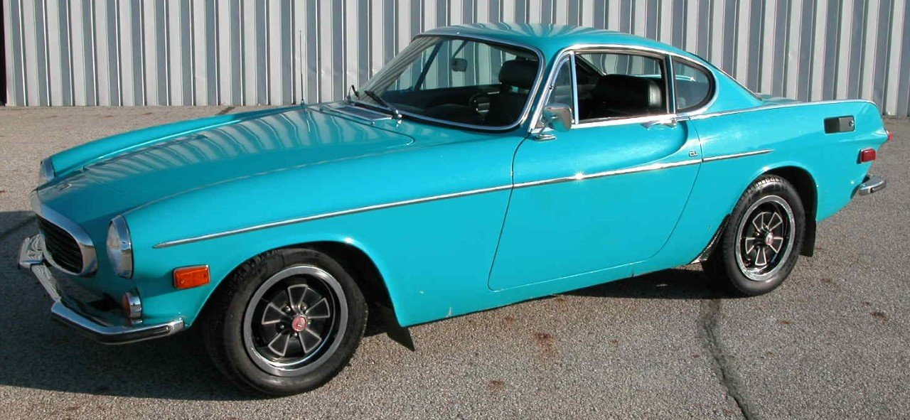 Very Good 1971 Volvo P1800E For Sale (picture 1 of 6)