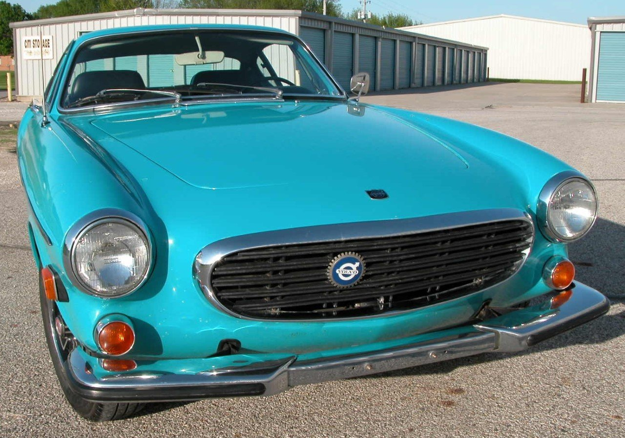 Very Good 1971 Volvo P1800E For Sale (picture 3 of 6)