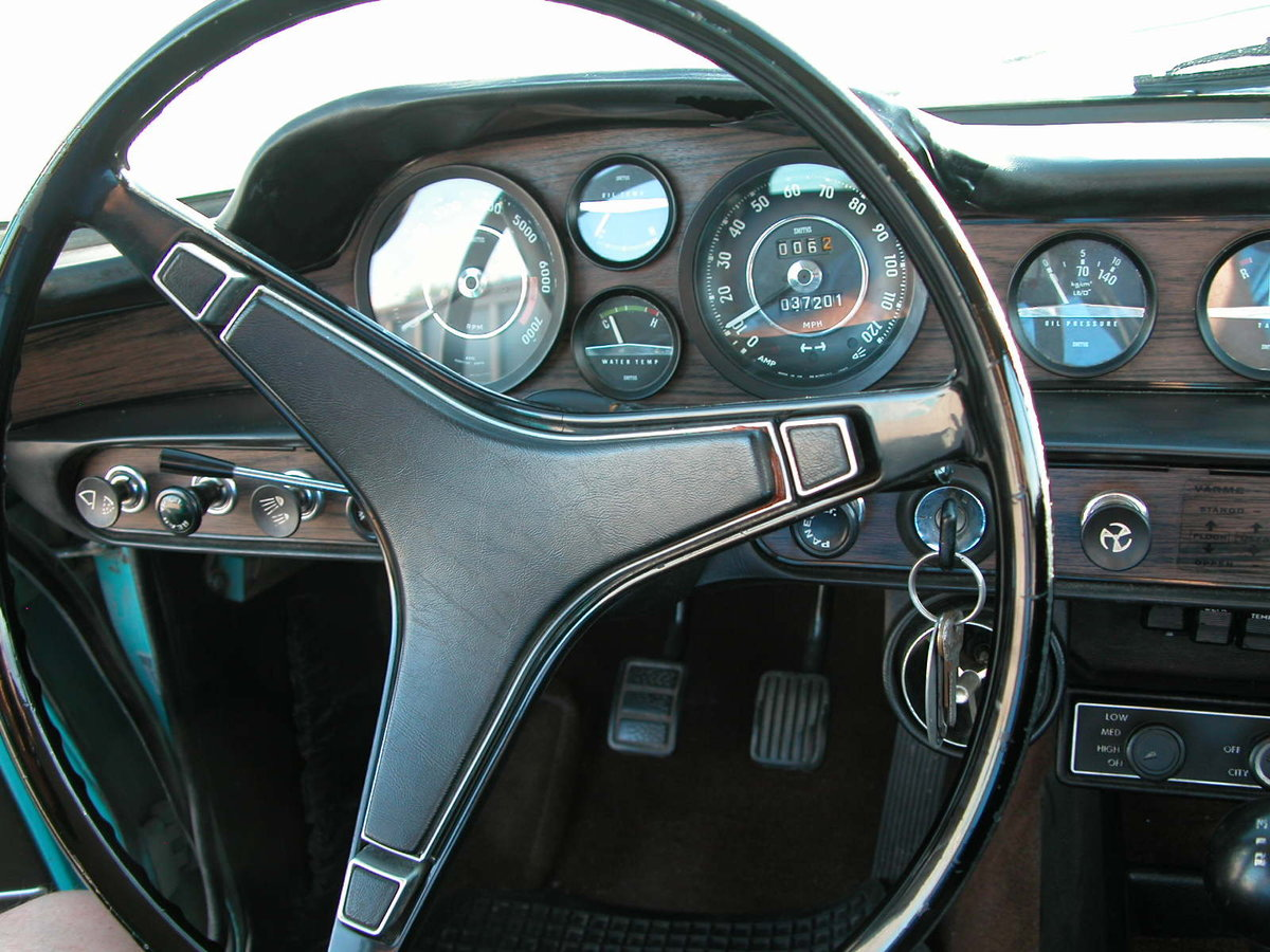 Very Good 1971 Volvo P1800E For Sale (picture 5 of 6)