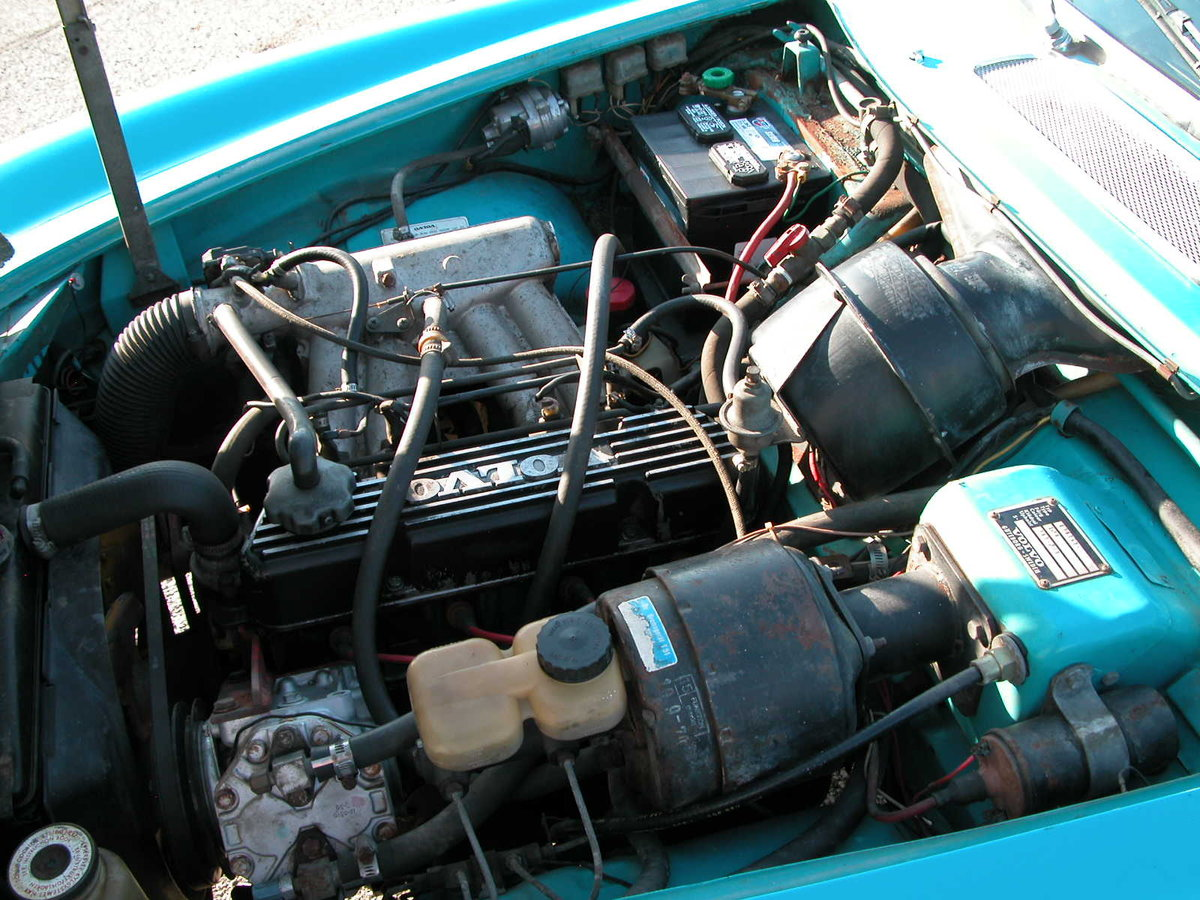Very Good 1971 Volvo P1800E For Sale (picture 6 of 6)