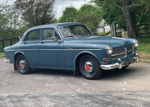1961 Volvo Amazon 122S For Sale