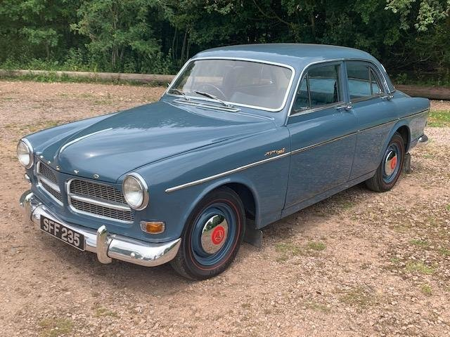 1961 Volvo Amazon 122S For Sale (picture 2 of 6)