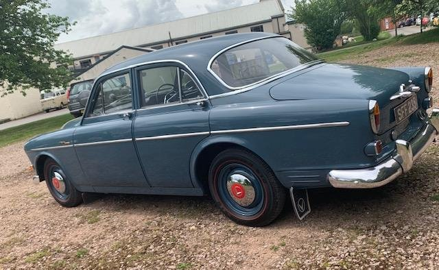 1961 Volvo Amazon 122S For Sale (picture 4 of 6)