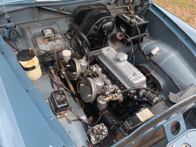 1961 Volvo Amazon 122S For Sale (picture 6 of 6)