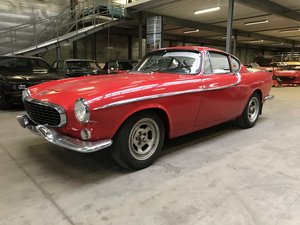 1963 Volvo P1800 Cow Horn For Sale