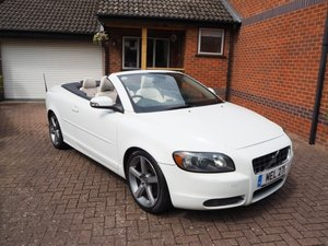 2009 Volvo C70S 2.0D Convertible For Sale by Auction