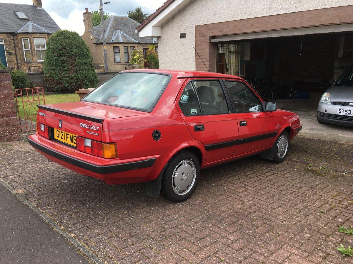 1989 Volvo 360 Rare  SOLD (picture 1 of 6)