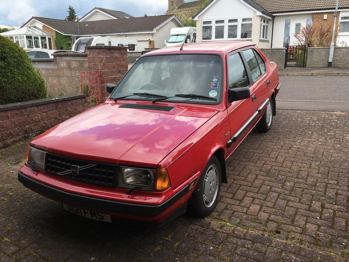 1989 Volvo 360 Rare  SOLD (picture 2 of 6)