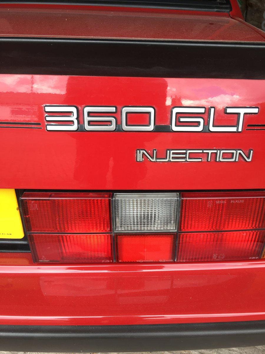 1989 Volvo 360 Rare  SOLD (picture 6 of 6)