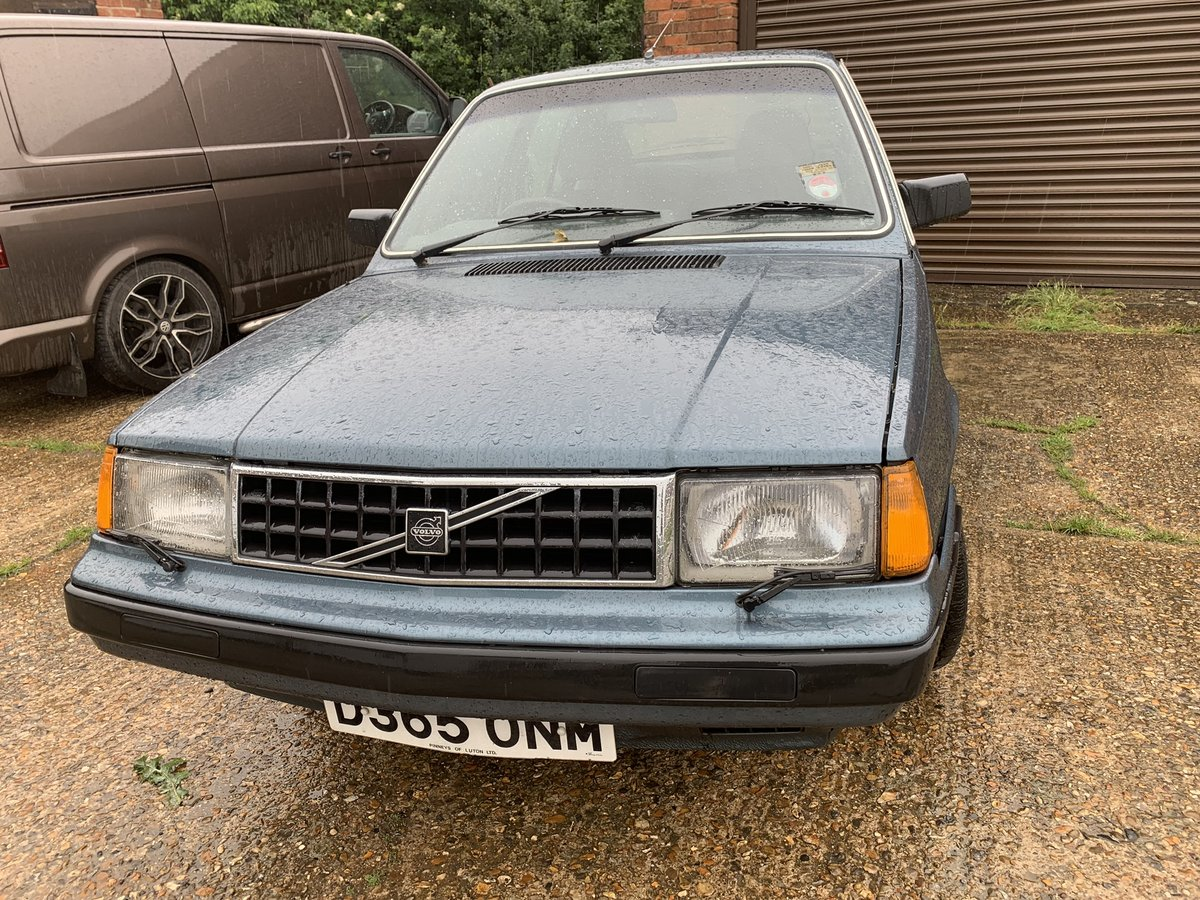 1986 Volvo 360 gl 1 owner low mileage SOLD (picture 1 of 5)
