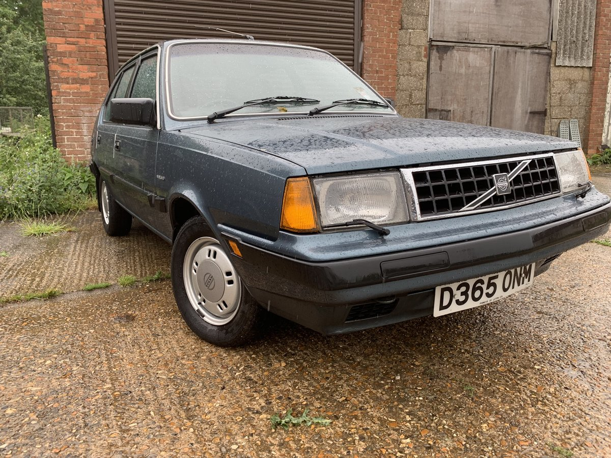 1986 Volvo 360 gl 1 owner low mileage SOLD (picture 2 of 5)