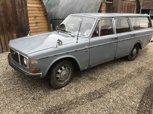 1970 RARE VOLVO 145 DL ESTATE FOR RESTORATION BARN FIND PROJECT  For Sale