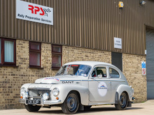 1960 Volvo PV544S Classic Rally Car For Sale