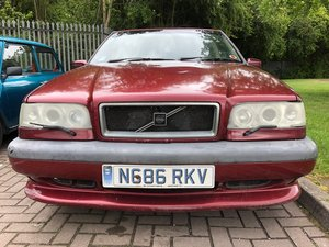 1995 Volvo 850 t5 turbo petrol For Sale