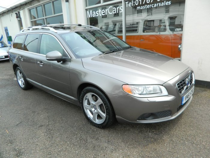 2011/61 Volvo V70 2.0 D3 SE Lux Geartronic Estate 43674 mls  For Sale (picture 1 of 6)