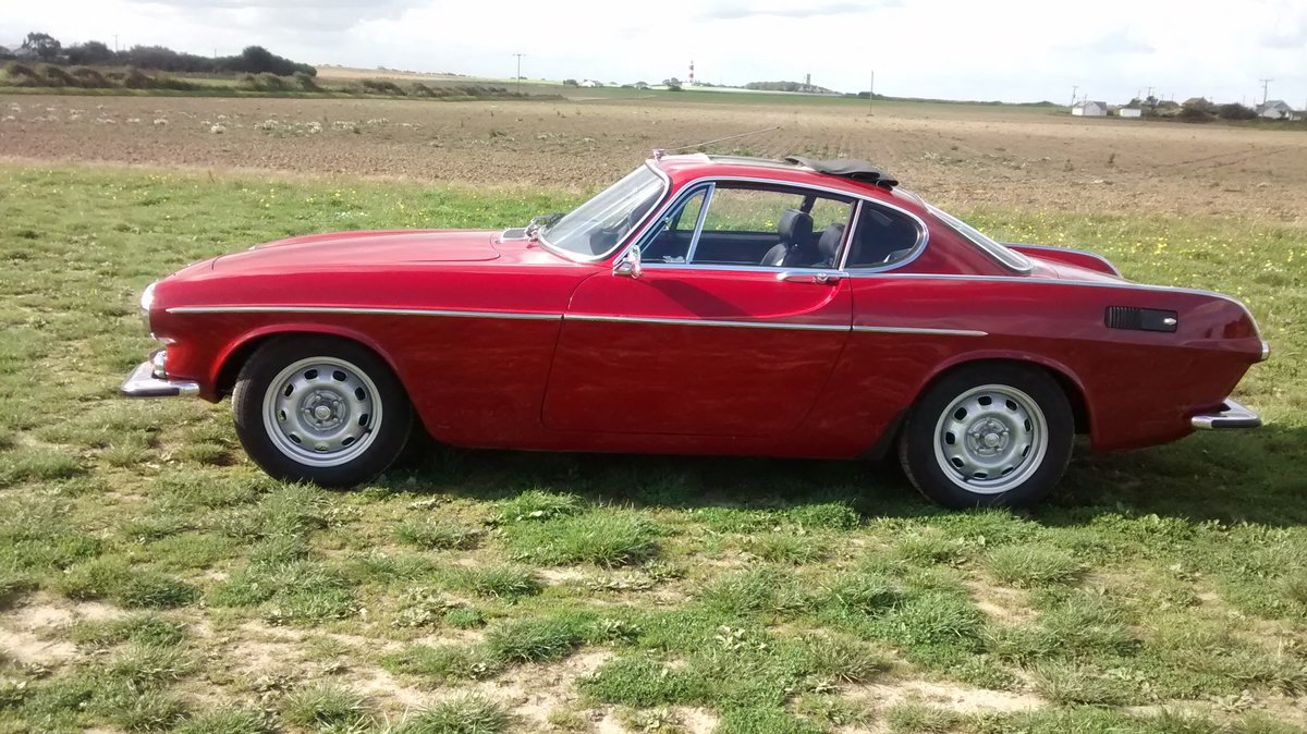 1971 Volvo P1800E For Sale (picture 1 of 6)
