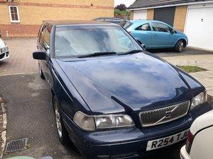 1998 Mk1 Volvo v70 cd T5 For Sale